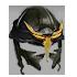 Именной шлем.